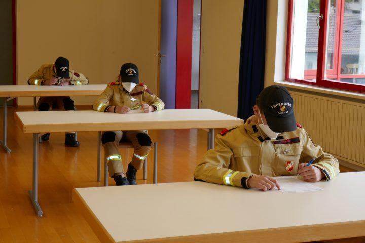 36. Wissenstest der Feuerwehrjugend