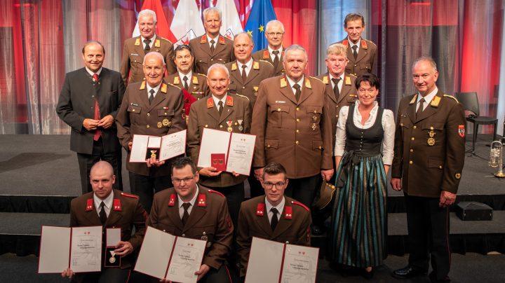 Verdienstmedaillen des Landes Tirol